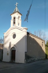 Saint Antoine de Rô church after 2015