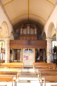 Orgue de l'église Saint-Pierre-et-Saint-Paul